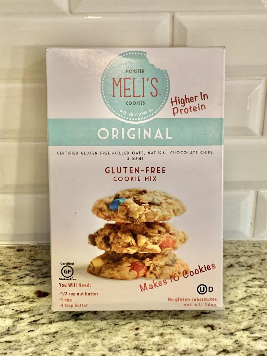 Gluten Free Cookie Mix, Original