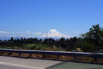 Photo: Mt Rainier In The Distance