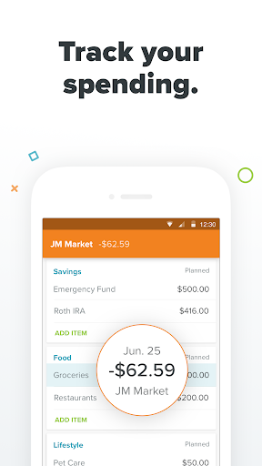 EveryDollar: Budgeting screenshot 3