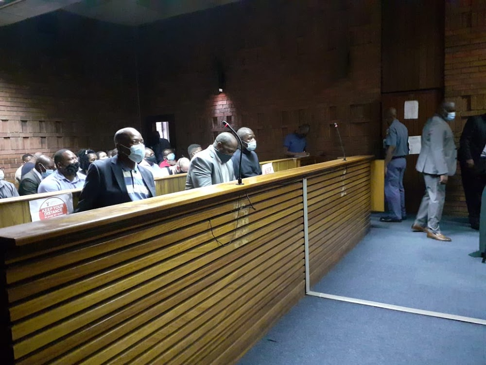 Hawks commander due in court for 'whisky and cash bribe' is dead