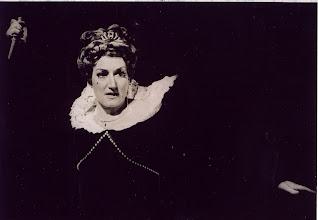 "Photo: Elsa KASTELA-KREIHSL als ""TOSCA"""