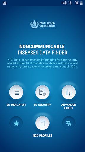 NCD Data Finder