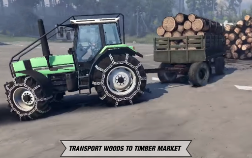 Tractor Cargo Transport: Farming Simulator screenshots 12