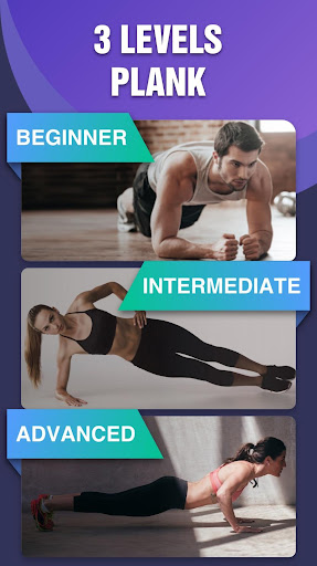 Plank Workout - Plank Challenge App, Fat Burning 1.0.2 app download 1
