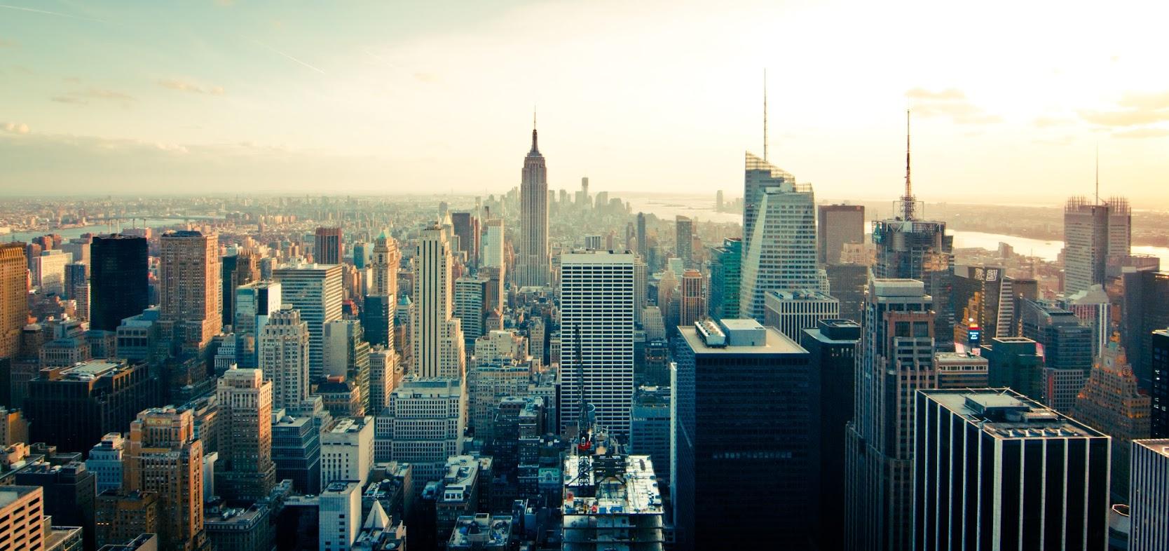 Lennot ja hotelli New York