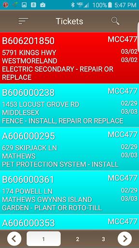 Polaris Mobile 1.32 screenshots 2