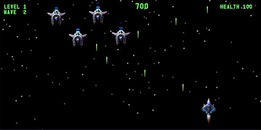 Galactic Defender game (apk) free download for Android/PC/Windows screenshot
