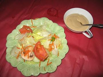 Creamy Balsamic Dressing Recipe
