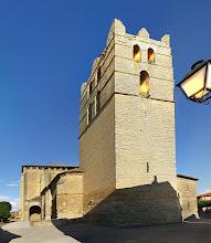 Photo: ¿Iglesia, castillo o catedral? Santoyo