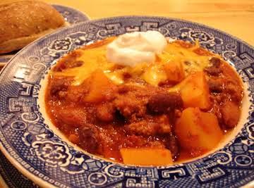 Potato Chili