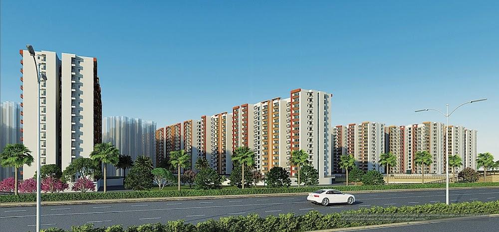 Bharat City Phase-2