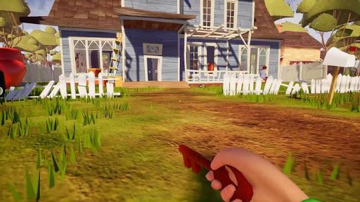 Walkthrough for hi neighbor alpha 4 screenshot 5