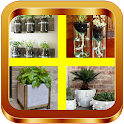 Garden Planters Ideas icon