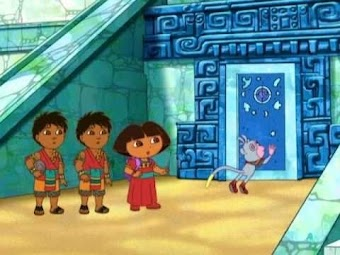 Ballspielen bei den Mayas