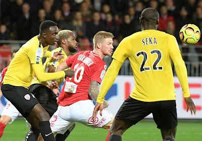 Sporting Charleroi neemt Modou Diagne over van AS Nancy