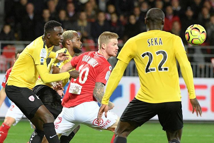 Officieel: Sporting Charleroi heeft zijn eerste inkomende transfer te pakken