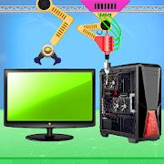 Computer Maker Factory: Builder && Fix it Game