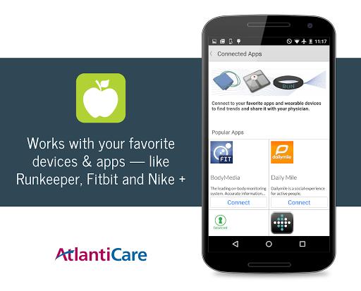 AtlantiCare Aplicaciones (apk) descarga gratuita para Android/PC/Windows screenshot
