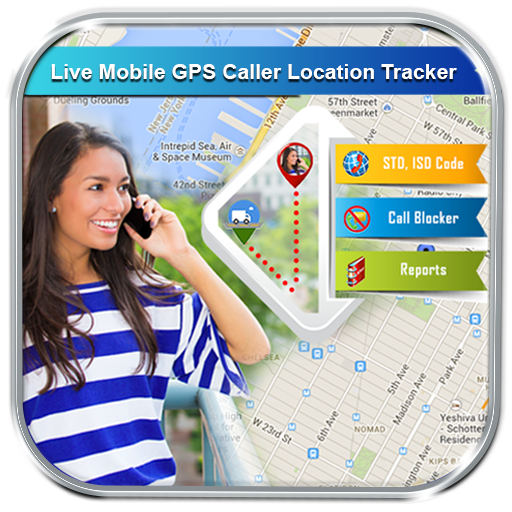 Live Mobile GPS Caller Location Tracker