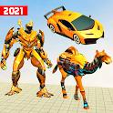 Grand Camel Robot Transform :Robot Car Games icon