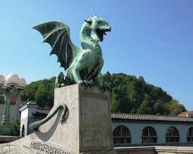 Photo: Dragon Bridge