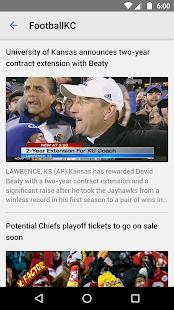 Football KC - KCTV Kansas City - náhled