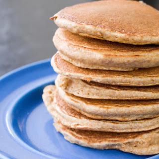 Almond Pancakes.