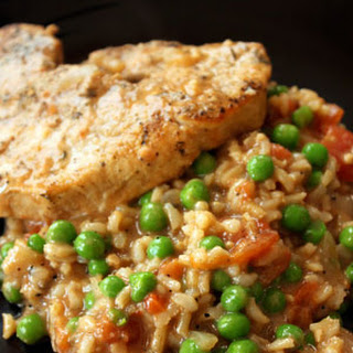 Pork Chops Canned Tomatoes Rice Recipes