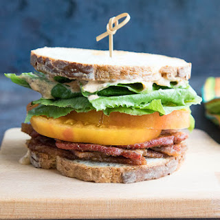 Spicy Madness Style BLT Sandwich –.