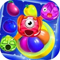Monster Fruit Match icon