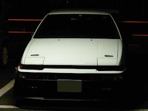 スプリンタートレノ AE86 昭和59年式GT-APEXのカスタム事例画像 おしーんさんの2020年11月22日23:08の投稿