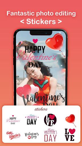 Love Collage Maker & Pic Editor screenshot 1