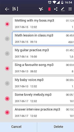 voice recorder screenshot 23