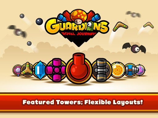 Guardians: Royal Journey 1.0.26 screenshots 11