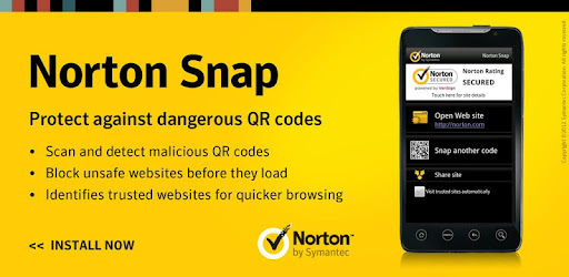 Norton Snap qr code reader - Apps on Google Play