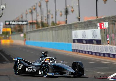 Stoffel Vandoorne verliest in voorlaatste manche van virtuele Formule E zijn leiderspositie