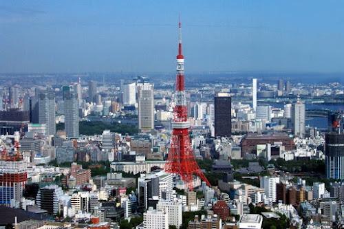 Photo Tour de Tokyo
