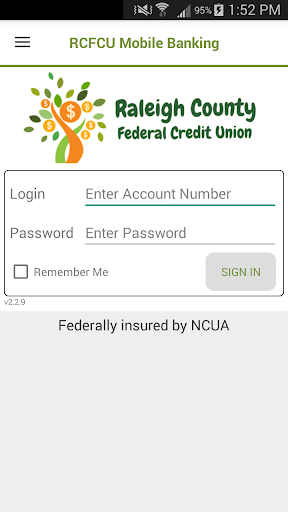 RCFCU Mobile Banking