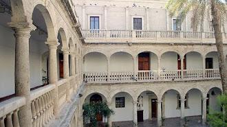 La Escuela de Arte se ubica en uno de los edificios más bonitos de Almería.