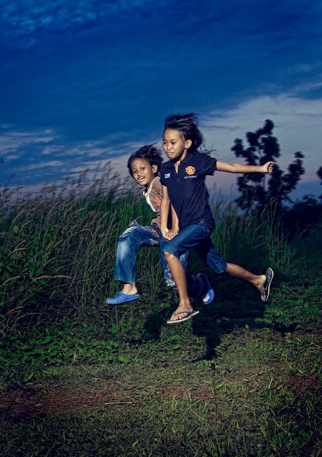by Endang Kosasih Hasan - Babies & Children Child Portraits