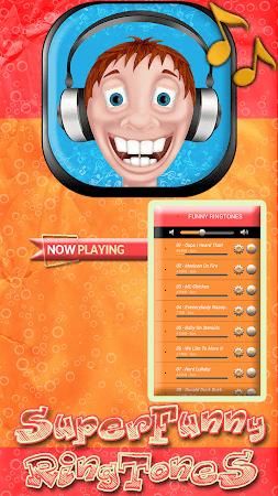 Super Funny Ringtones 2.0 screenshot 1125289