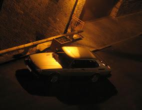 Photo: Saabd 900 by night