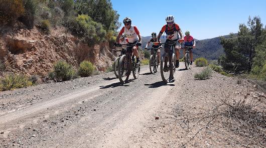 Ruta Mozárabe Bike 226k: 300 dorsales y 140 equipos