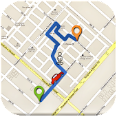 GPS Route Finder - Map Guide