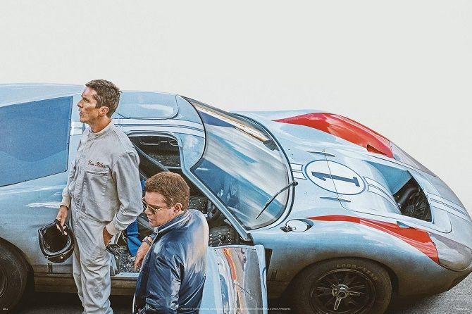 Auf der Fahrt: TOP 10 + Filme über Rennen und Rennfahrer 9