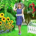 Garden Photo Frames : New Gardens photo editor icon