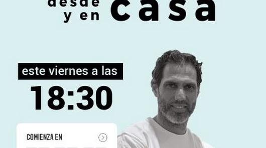 La cita de La Voz con José Ortiz en Instagram, a las 18:30 horas