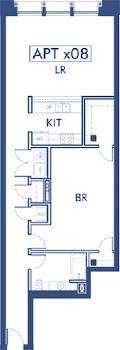 Go to Lowenstein - A2 Floorplan page.
