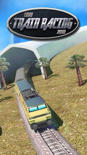 Euro Train Racing 2018 1.4 screenshots 1