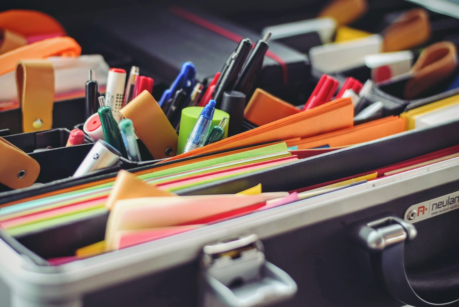 Abrams Home Solutions Back to School organizing in Chicago suburbs, paper filing system